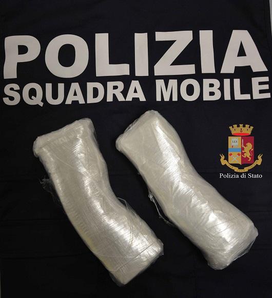 Corrieri della droga albanesi in manette, e non avevano ...