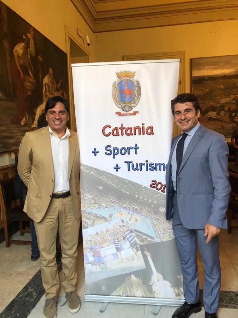 Catania vuole il turismo sportivo e aiuterà economicamente chi ...
