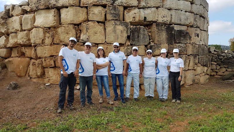 Archeologi ragusani - malta