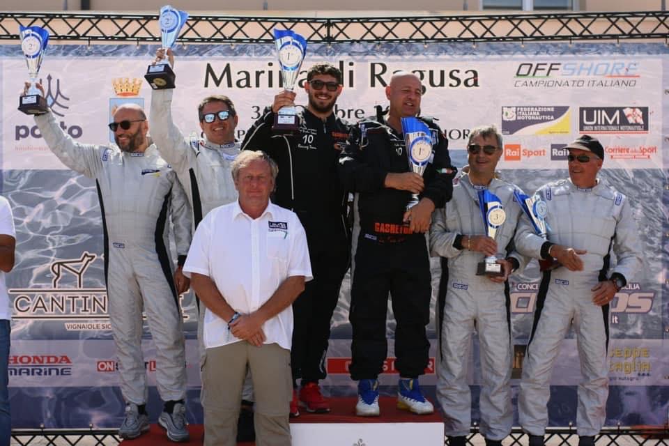 Marina di Ragusa - Campionato italiano offshore