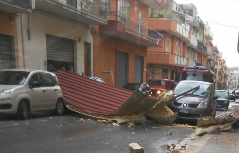 maltempo - danni - febbraio 2019 - ragusa