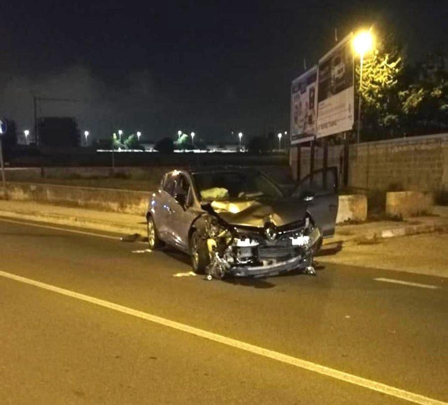 Incidenti - via Cartia- Ragusa