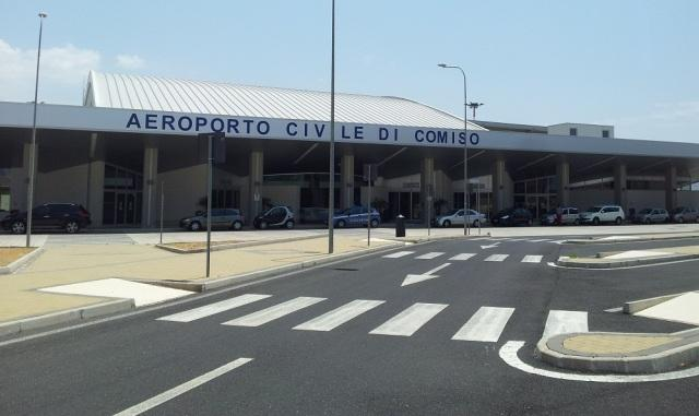 Comiso - aeroporto