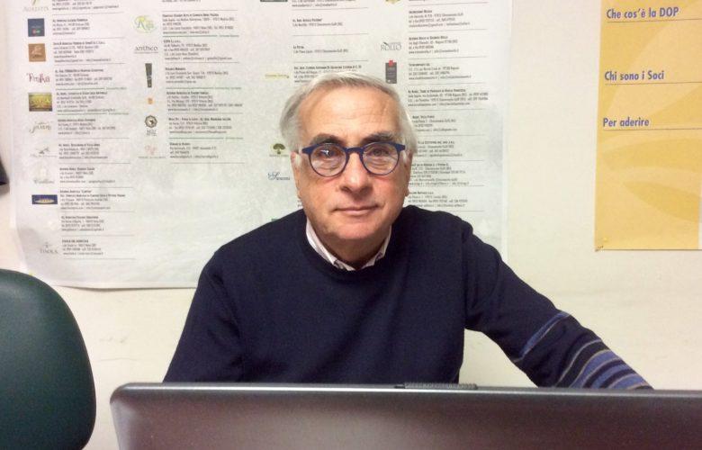 Olio Dop dei Monti Iblei - consorzio - Giuseppe Arezzo