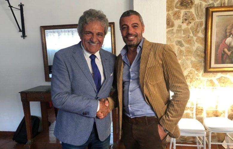 Nino Nicolosi e Ivan Tirrito