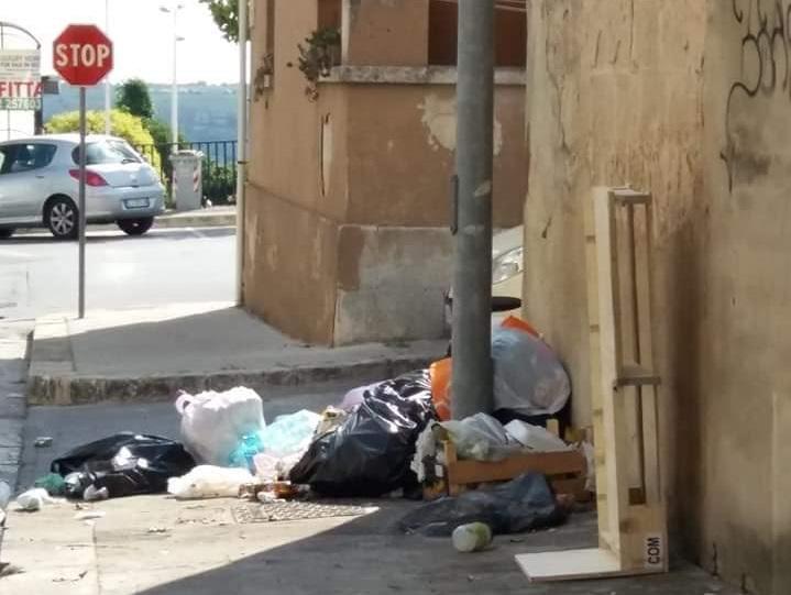 rifiuti - Ragusa