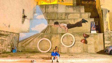 Ibla Buskers - murales