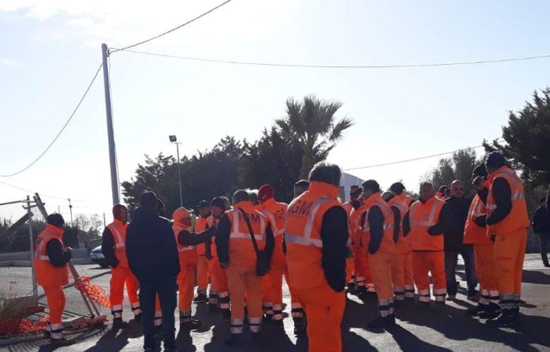lavoratori IGM - Modica