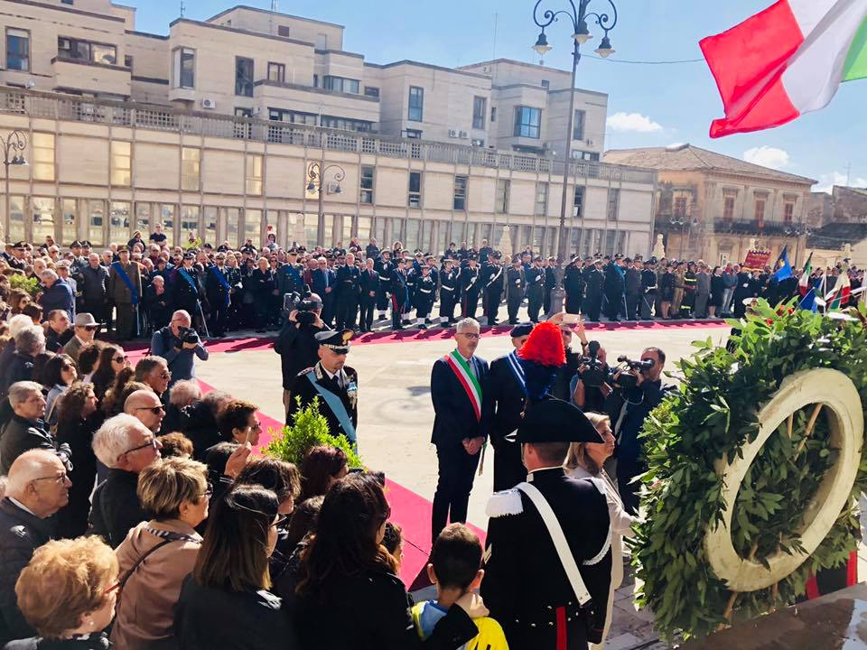 4 novembre - piazza San Giovanni - Ragusa