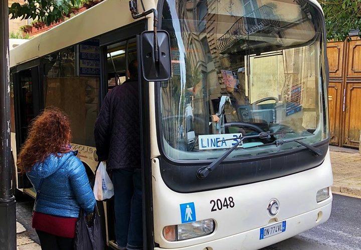 trasporto pubblico - AST - Ragusa
