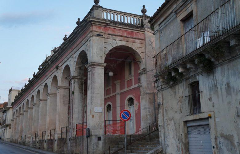 via del Mercato - Ragusa Ibla