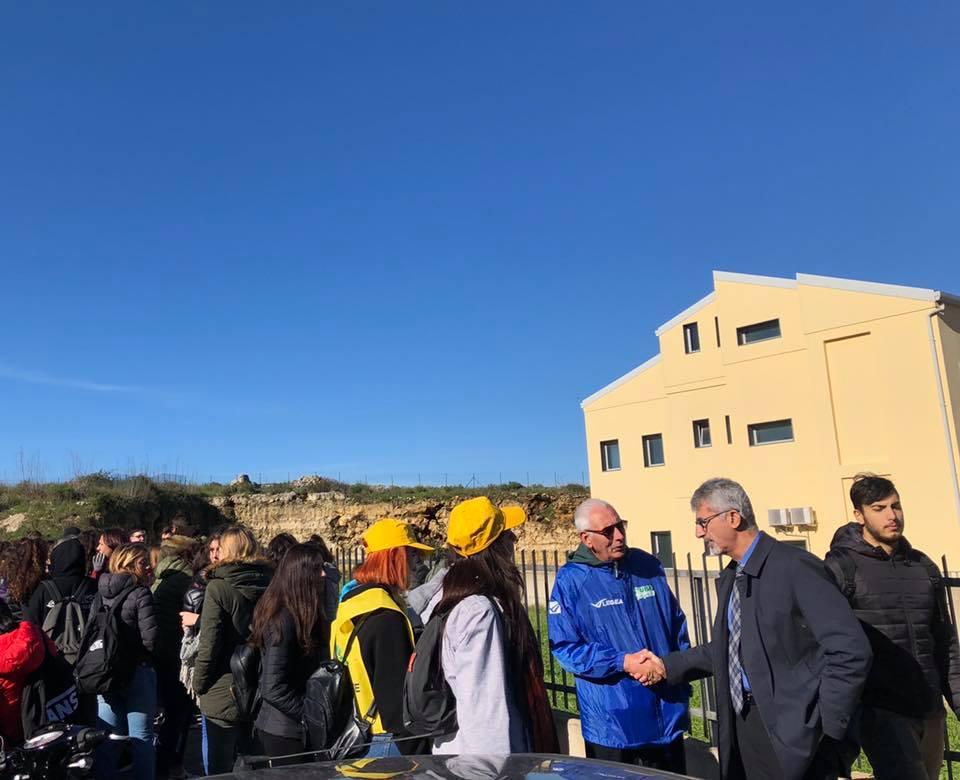 Friday for future - Ragusa - Peppe Cassì