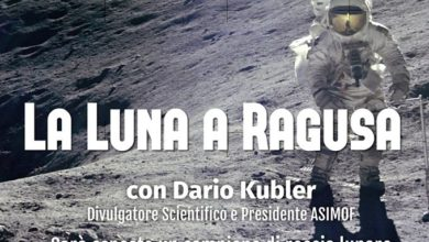 La Luna a Ragusa