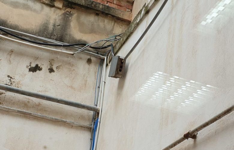 degrado - vecchio ospedale di Comiso - servizi sanitari - Salvo Liuzzo - Italia Viva