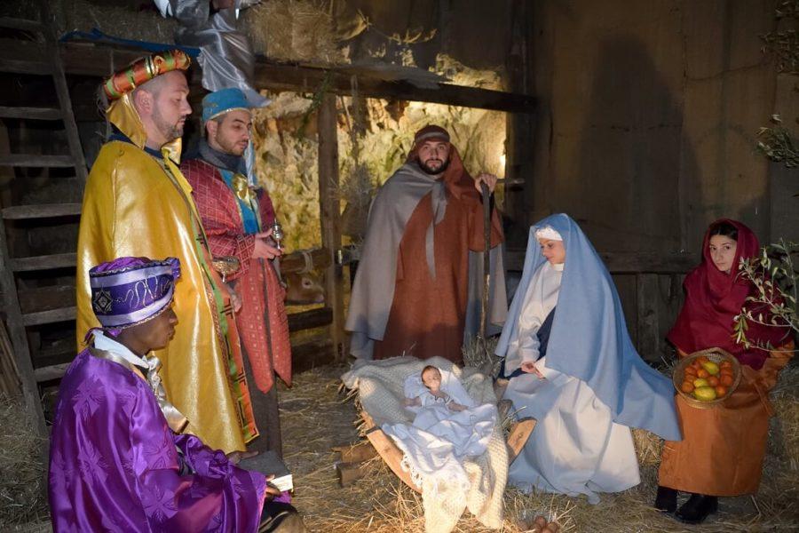 presepe vivente - parrocchia San Paolo Apostolo - Ragusa