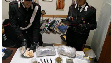 droga - arresto - pusher - carabinieri - Vittoria