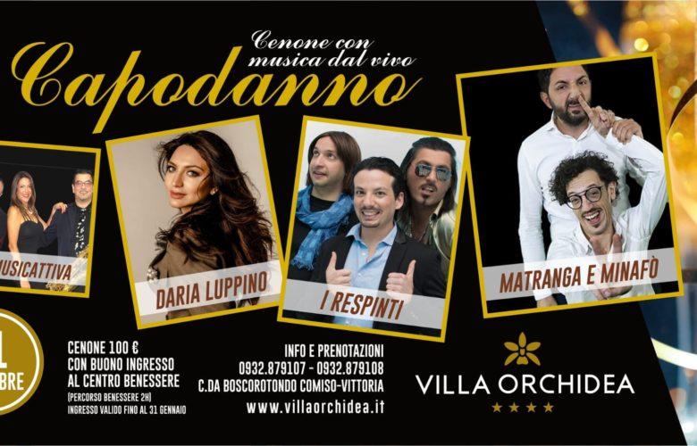 Villa orchidea - Capodanno