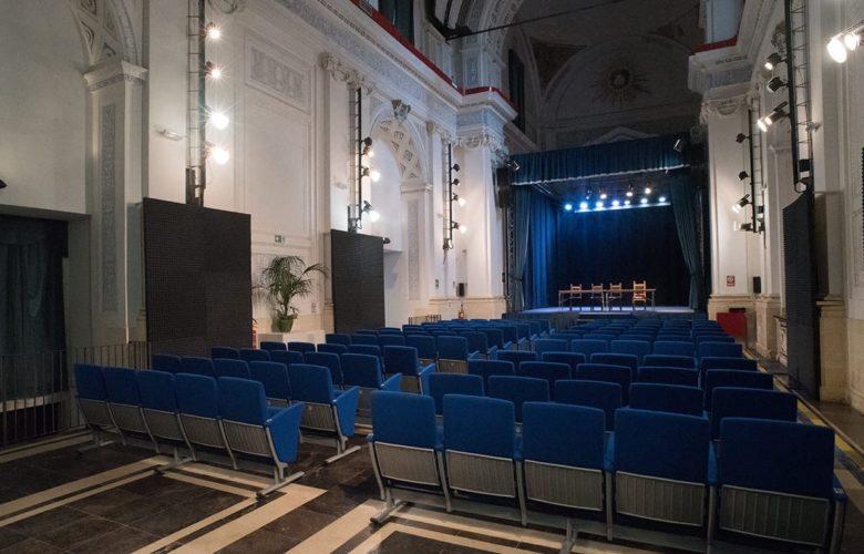 Teatro Sciascia - stagione teatrale - Chiaramonte Gulfi