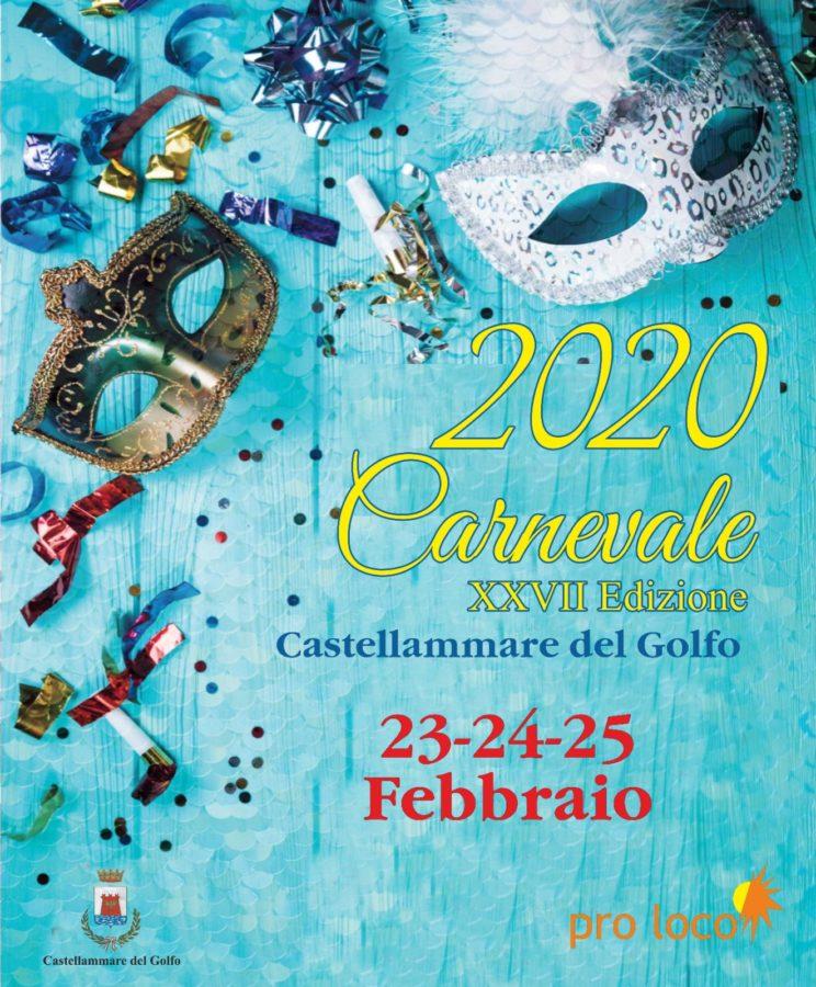 Il Carnevale a Castellammare del Golfo