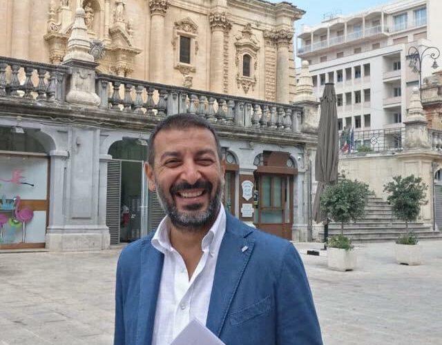 Il consigliere comunale Carmelo Anzaldo