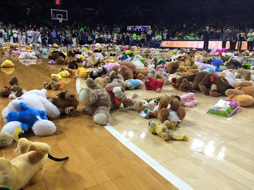 Virtus Ragusa - Teddy Bear Toss