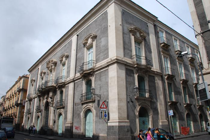 centro storico catania