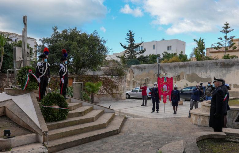 Scicli - commemorazione eccidio carabinieri Scilla