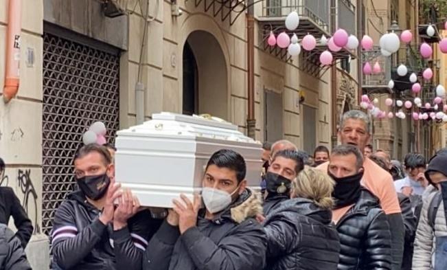 palermo - funerali antonella