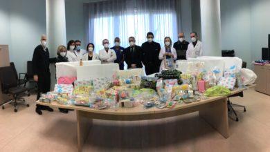 donazione reparto ginecologia e ostetricia - giovanni paolo II