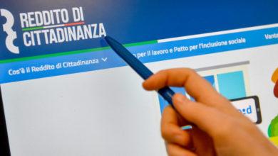 reddito di cittadinanza - sicilia