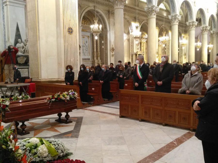 funerali Arturo Di Modica
