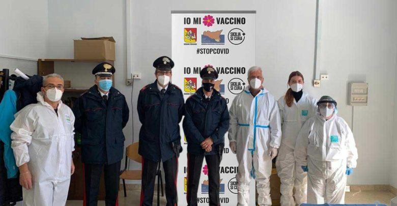 Asp Ragusa - dosi - vaccino AstraZeneca