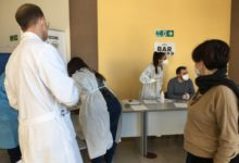 centro vaccinale - ragusa