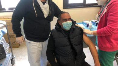 vaccino covid - agenti polizia municipale modica