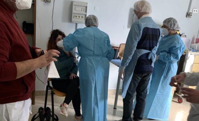 centro vaccinale - scicli