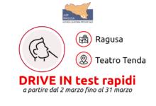 Test rapidi scuole - Marzo