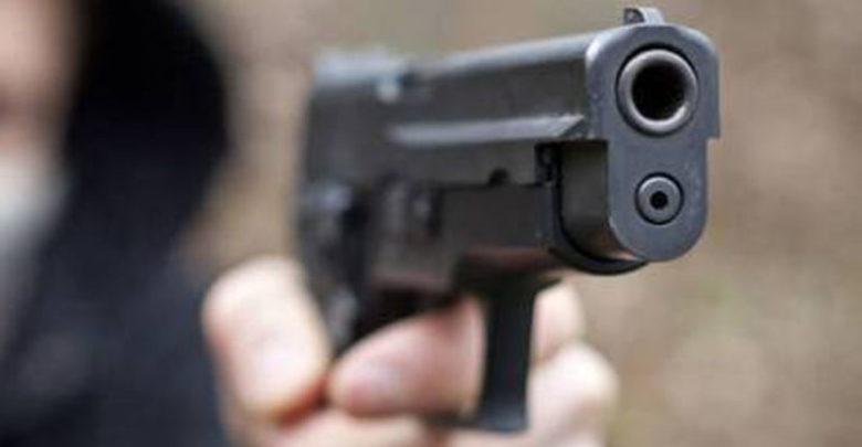ragusa - pistola - poliziotti