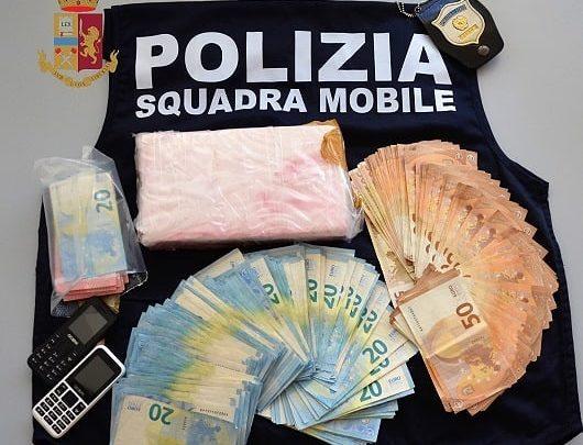spaccio - droga - sequestro cocaina