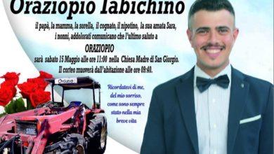 funerali - Orazio Iabichino