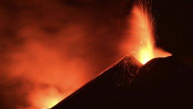 etna - eruzione