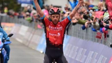 Giro d'Italia Damiano Caruso