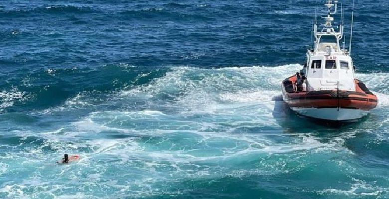 catania - mare- rischio annegamento
