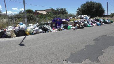 Emergenza rifiuti Ragusa