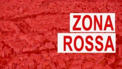 zona rossa - sicilia