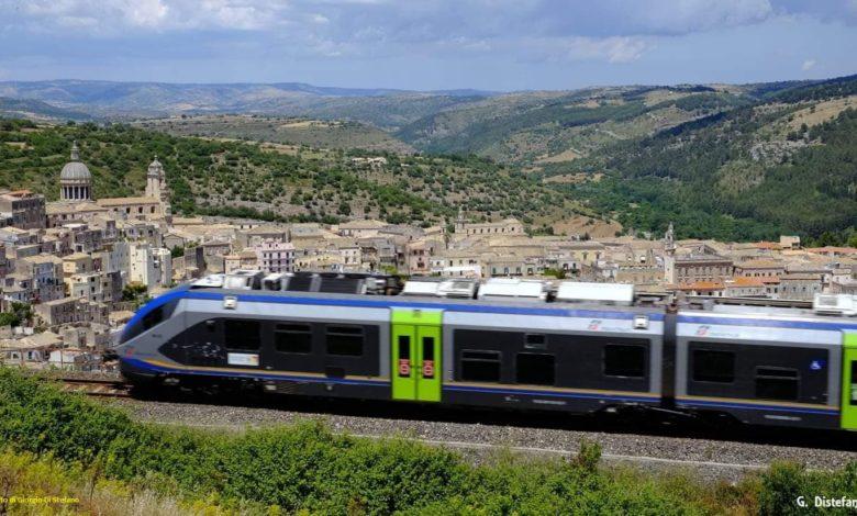 Ragusa - Barocco line - treni