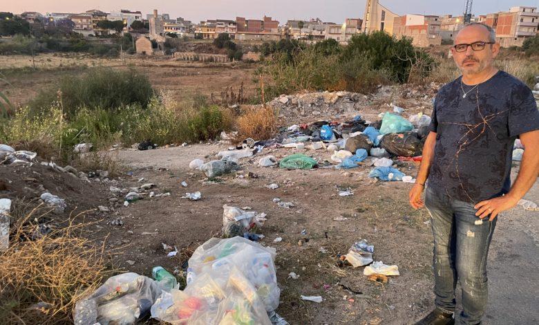vittoria - rifiuti