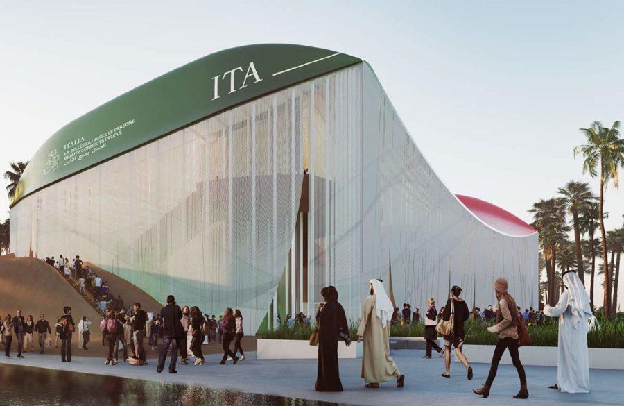 Expo Dubai - Salvatores