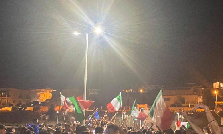 vittoria italia - piazze