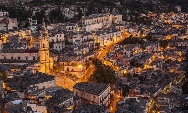modica - centro storico