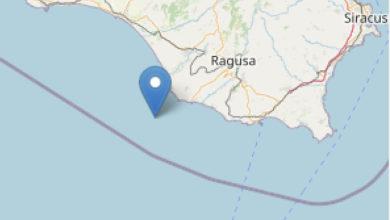 terremoto - costa Ragusana